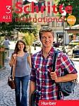 Schritte international neu 3 (A2.1) – wydanie międzynarodowe Kurs- und Arbeitsbuch (+ Audio CD)
