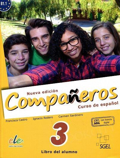 Companeros 3 Nueva Edición podręcznik