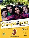 Companeros 3 (nueva edicion) podręcznik