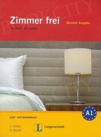 Zimmer frei - Deutsch im Hotel Lehr- und Arbeitsbuch mit 3 Audio Cds