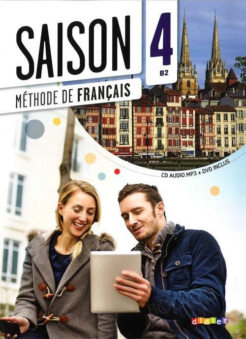 Saison 4 podręcznik