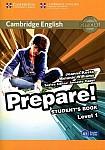 Prepare! 1 podręcznik