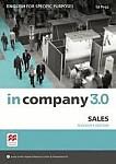In Company 3.0 ESP Sales książka nauczyciela