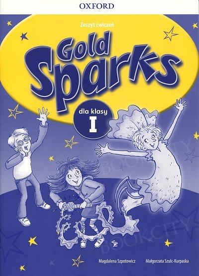 Gold Sparks 1 Materiały ćwiczeniowe