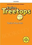 Explore Treetops 1 dla klasy I Teacher's Power Pack z kodem dostępu do Classroom Presentation Tool