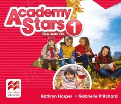 Academy Stars 1 Class CD