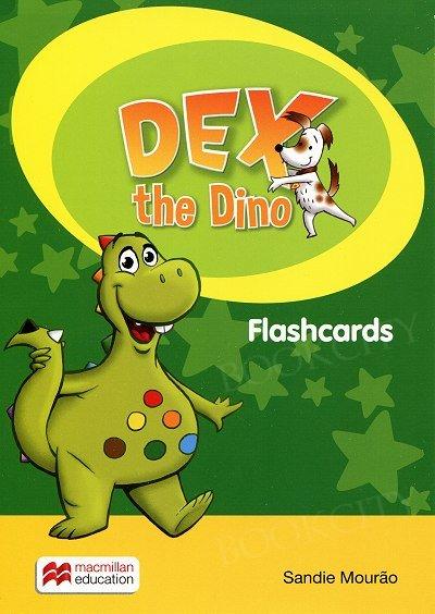 Dex the Dino Flashcards