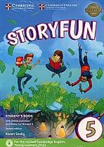 Storyfun 5 Flyers podręcznik