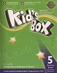 Kid's Box 5 (Updated 2nd Ed) Activity Book with Online Resources