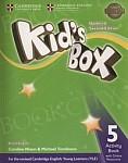 Kid's Box 5 (Updated 2nd Ed) ćwiczenia