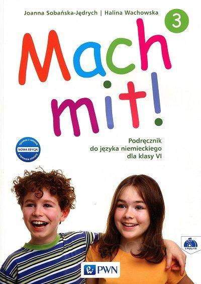 Mach mit! 3 (2017) podręcznik