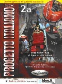 Nuovo Progetto Italiano 2A Edizione aggiornata podręcznik