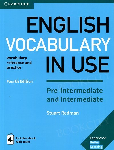 English Vocabulary in Use – Pre-Intermediate and Intermediate