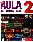 Aula Internacional 2 (szkoły ponadgimnazjalne) podręcznik