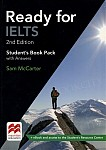 Ready for IELTS (2nd edition) Zeszyt ćwiczeń + Audio CD (bez klucza)