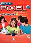 Pixel Nouveau 1 A1 Podręcznik + DVD ROM