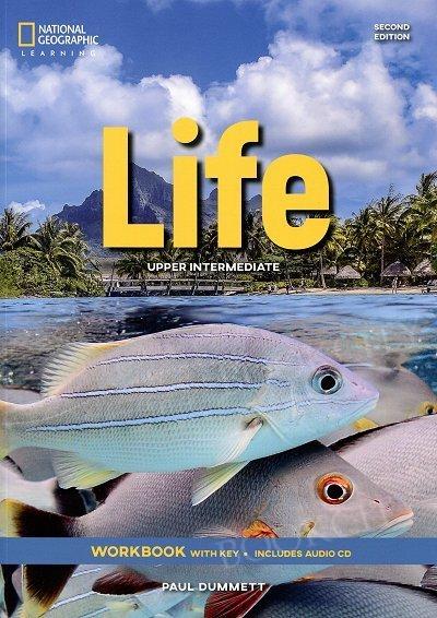 Life 2nd Edition B2 Upper-intermediate ćwiczenia