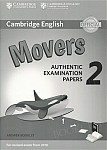 Cambridge English Movers 2 (2018) Answer Booklet