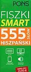 Fiszki Smart 555 słów Hiszpański