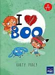 I love Boo Język angielski Poziom A Karty pracy