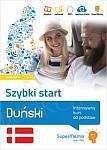 Duński Szybki start Intensywny kurs od podstaw - poziom podstawowy A1-A2 Książka + kod dostępu