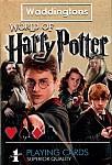 Karty do gry World of Harry Potter wersja angielska