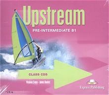 Upstream Pre-Intermediate B1 Class Audio CDs (set of 4)