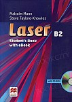 Laser B2 (New Edition) Student's Book with CD+ eBook