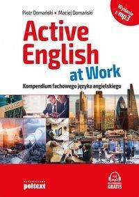 Active English at Work - wydanie z MP3