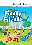 Family and Friends 1 (2nd edition) iTools