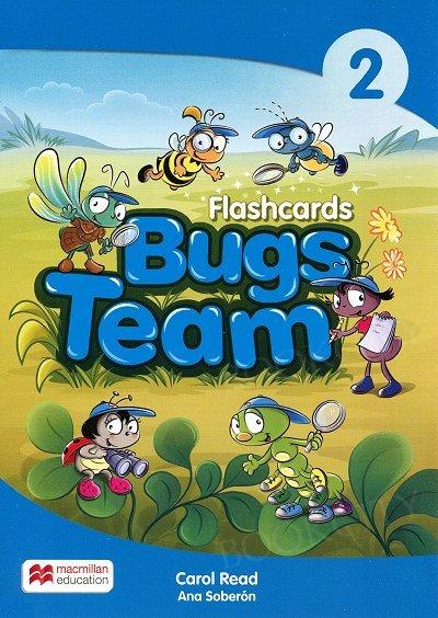 Bugs Team 2 Flashcards