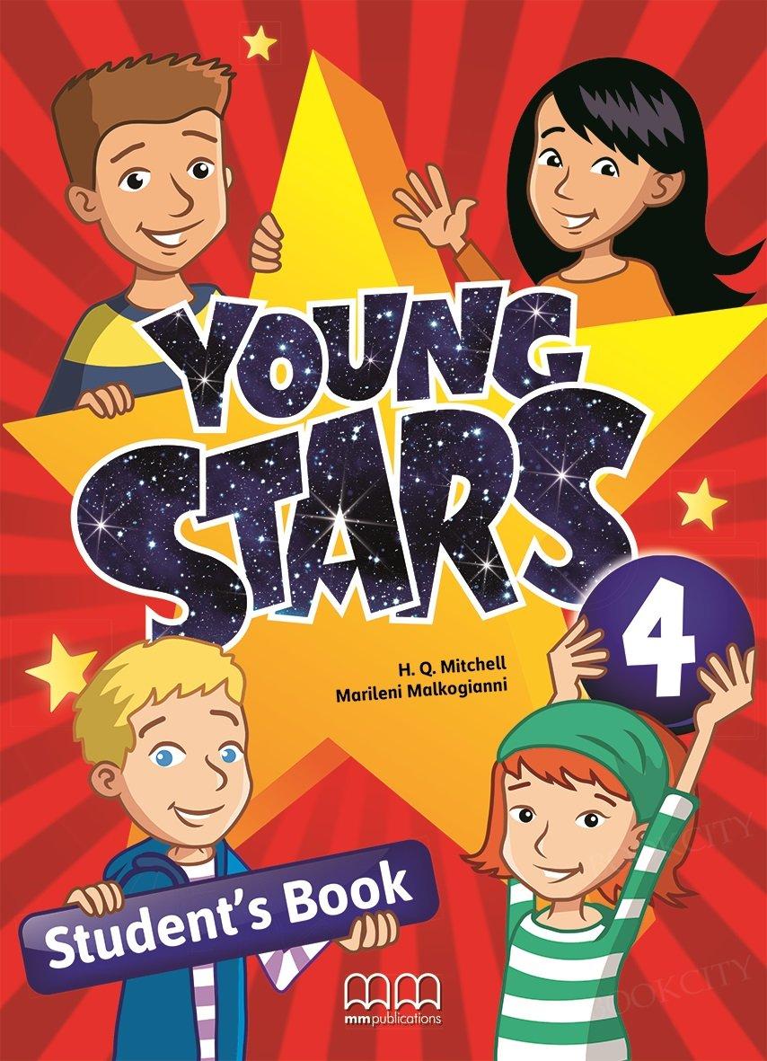 Young Stars 4 podręcznik