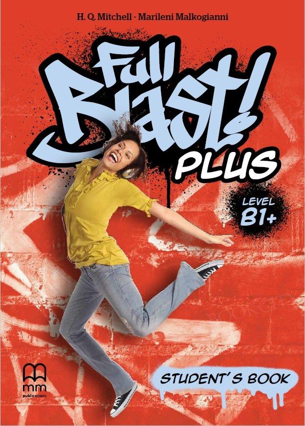 Full Blast Plus B1+ podręcznik