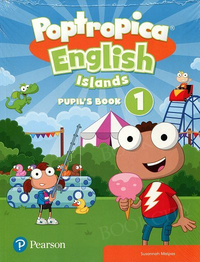 Poptropica English Islands 1 podręcznik