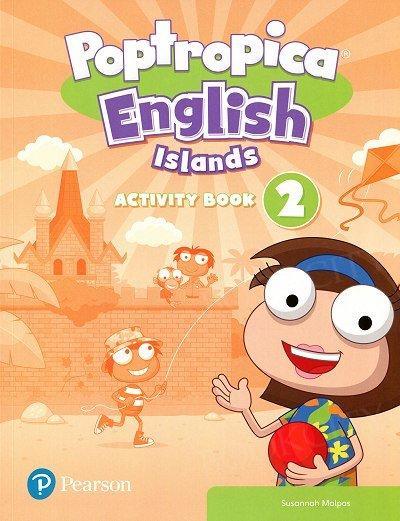 Poptropica English Islands 2 ćwiczenia