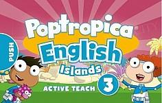 Poptropica English Islands 3 Active Teach USB