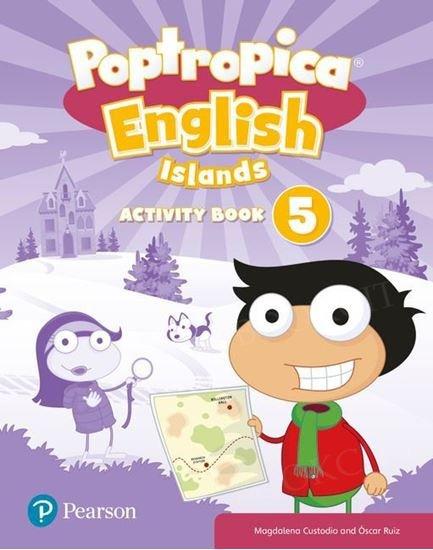Poptropica English Islands 5 ćwiczenia