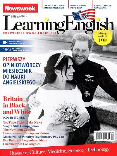 Newsweek Learning English nr 3/18