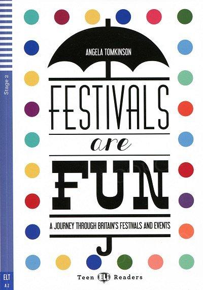 Festivals are fun Książka+CD audio