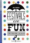 Festivals are fun Książka + audio mp3