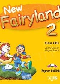 New Fairyland 2 Class Audio CDs