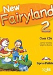 New Fairyland 2 Class Audio CDs