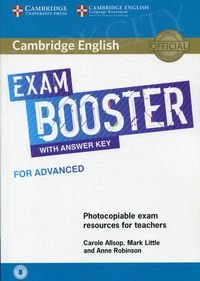 Cambridge English Exam Booster for Advanced Book with Answer Key with Audio