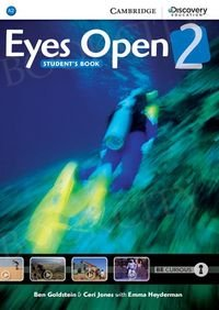 Eyes Open 2 podręcznik