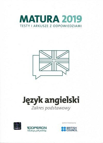 Matura 2019 Język angielski Testy i arkusze z odpowiedziami Zakres podstawowy