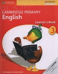 Cambridge Primary English 3 Learner's Book