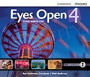 Eyes Open 4 Class Audio CD