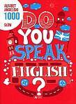 Alfabet angielski 1000 słów