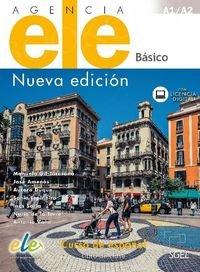 Agencia ELE Basico Nueva edición A1+A2 podręcznik