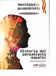 Historia del pensamiento espanol Podręcznik